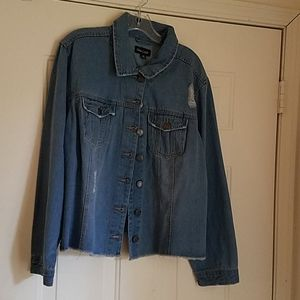 Denim jacket 3X